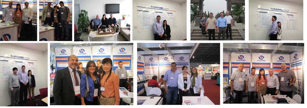 Haomei Sales team