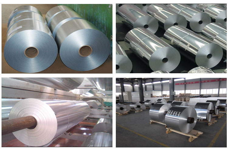 Aluminium Foil Strip for insulation and cable foil